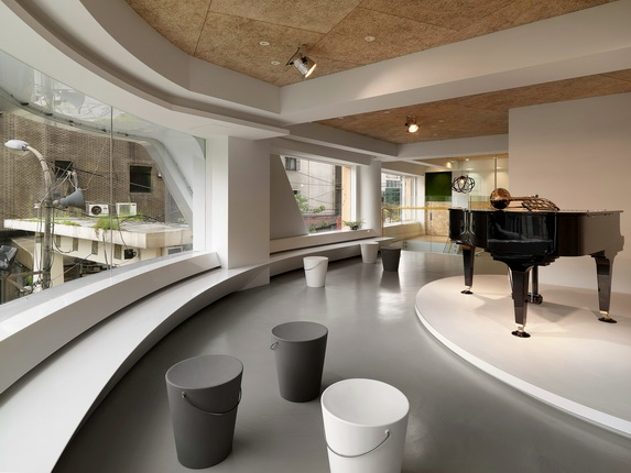 Music Classroom Design ~ Works appreciate annual contests award asia pacific